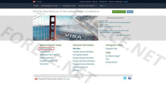 如何申请美国旅游 Visa 签证-3