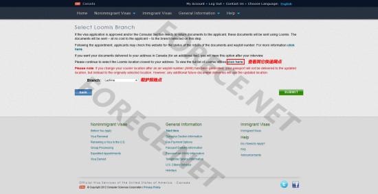 美国旅游Visa签证预约-4