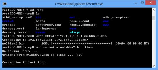 telnet-command